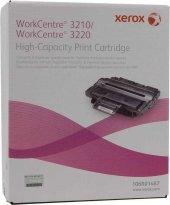 Xerox Workcentre 3210-106R01487 Orjinal Toner Yüksek Kapasiteli