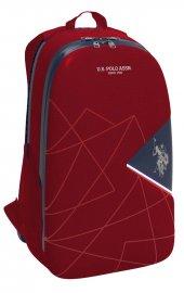 U.s. Polo Assn. Plçan8316 Kırmızı Sırt Çantası