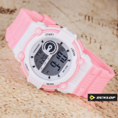 Dunlop DUN-344-G02 Su Geçirmez Dijital Kız Çocuk Kol Saati