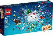 LEGO Seasonal 40253 Christmas Build-Up