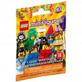 LEGO Minifigures 71021 Series 18-AÇILMAMIŞ SERİ!