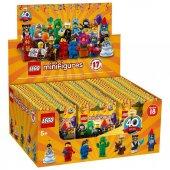 LEGO Minifigures 71021 Series 18-AÇILMAMIŞ SERİ!-2