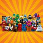 LEGO Minifigures 71021 Series 18-AÇILMAMIŞ SERİ!-3