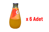 Avsar Cplus 200ml*6 Lı Mango&ananas