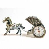 Dekoratif Fayton Görünümlü Çalar Saat