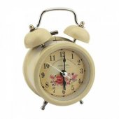 Dekoratif Nostaljik Çalar Saat