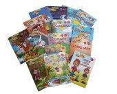 Kazanımlı Öyküler Seti 5n 1k (15 Kitap) Ali Olgar
