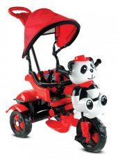 Babyhope 127 Little Panda 3 Tekerlekli İtmeli Bisiklet 2019