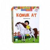 1 Ve 2. Sınıf Öykülerle Gelen Macera Seti 10 Kitap