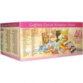 Ortaokul Çağdaş Çocuk Kitapları 1. Set 40 Kitap