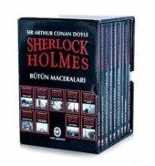 Sherlock Holmes Seti Bütün Maceraları 9 Kitap