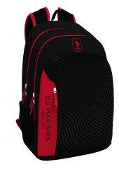 U.s. Polo Assn. Plçan8208 Sırt Çantası Siyah