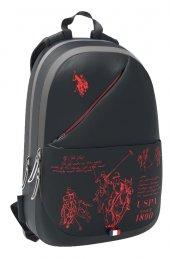 U.s. Polo Assn. Plçan8179 Sırt Çantası Siyah