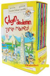 Çılgın Dedemin Zaman Makinesi 3,4 ve 5.Sınıf 2.Set