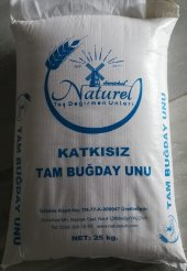 Naturel Un Değirmeni Tam Buğday Unu