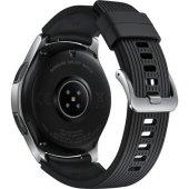 Samsung Galaxy Watch (46mm) (Android ve iPhone Uyumlu) Gümüş - SM-R800NZSATUR (Samsung Türkiye Garantili)-3