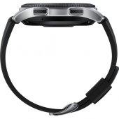 Samsung Galaxy Watch (46mm) (Android ve iPhone Uyumlu) Gümüş - SM-R800NZSATUR (Samsung Türkiye Garantili)-4