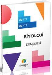 Ekstrem Yayınları 20 Tyt 20 Ayt Biyoloji Denemesi
