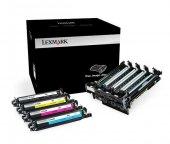 Lexmark CS310-70C0Z50 Siyah Ve Renkli Orjinal Drum Kiti-2