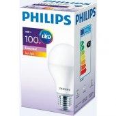 Philips Essential Led Ampul 14w (100w) E27 Duy Sarı Işık