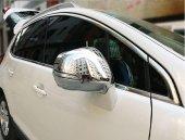 Peugeot 3008 Suv 2013 2015 Krom Ayna Kapağı