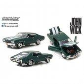 Greenlight 1970 Chev. Chevelle Ss John Wick 1 18