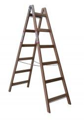 Nexstaırs 6 Basamaklı Ahşap Merdiven En 131 Gs Kalite Belgeli