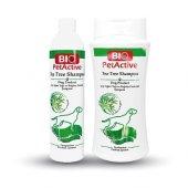 Bio Petactive Çay Ağacı Yağlı Köpek Şampuanı 400 Ml