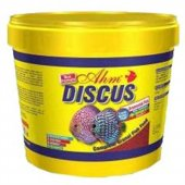Ahm Discus Granulat Granül Balık Yemi Kova 4 Kg