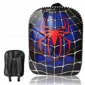 Anaokulu Sırt Çantası 5d Abs Kabuk Yüzey 3-6 Yaş Spider-2