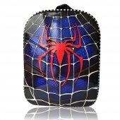 Anaokulu Sırt Çantası 5d Abs Kabuk Yüzey 3-6 Yaş Spider-4