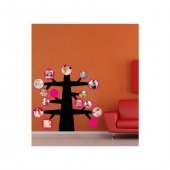 Apple Tree Kadife Duvar Sticker 152X164 Cm
