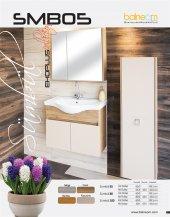 Balneom Ekoplus Sümbül 65 Cm Banyo Dolabı