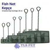 4 Fish Net Balık Kepçesi 10 Cm