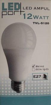 Ledport 12w (75w) E27 Duy Led Ampul Beyaz Işık