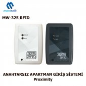 Mw 325 Rfid Anahtarsız Apartman Giriş Sistemi