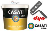 Casati Allegro Silikonlu Plastik Boya 10 Kg