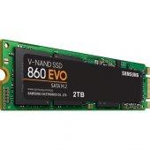 Samsung 2tb 860 Evo M.2 Sata 550 520 Flash Ssd...