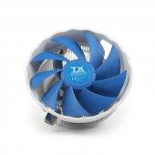 TX Silent Wind 120 Intel ve AMD Uyumlu İşlemci Soğutucu TXCCSW120-4