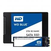 Wd 2tb Blue Sata3 560 530 Flash Ssd Wds200t2b0b