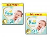 Prima Jumbo Premium Bebek Bezi 5 25 Adet*2 Adet