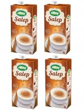 Sütaş Salep 1 Lt*4 Adet