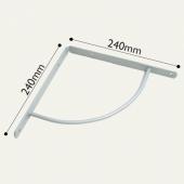 Gürçay Raf Bağlantı Aparatı 24*24cm