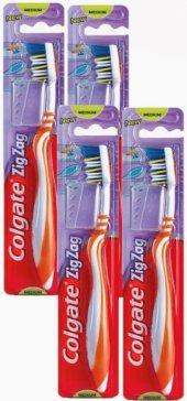 Colgate Zigzag Diş Fırçası*4 Adet