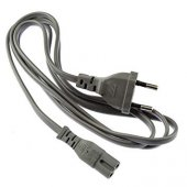 Teyp Radio Işıldak Notebook Adaptör Power Kablo