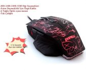 Everest Rampage SM-700 RGB Gaming Oyuncu Mouse / Oyun MOuse