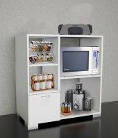 Alkur Home Mikrodalga Mini Fırın Mutfak Dolabı...
