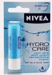 Nıvea Lip Stick Hydro Care&moisture