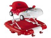 Babyhope 215 Arabam Yürüteç Kırmızı Beyaz