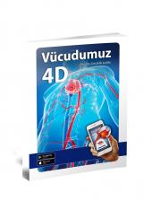 Artge Kids Yayınları Vücudumuz 4d Artırılmış Gerçeklik Teknolojili Kartlar